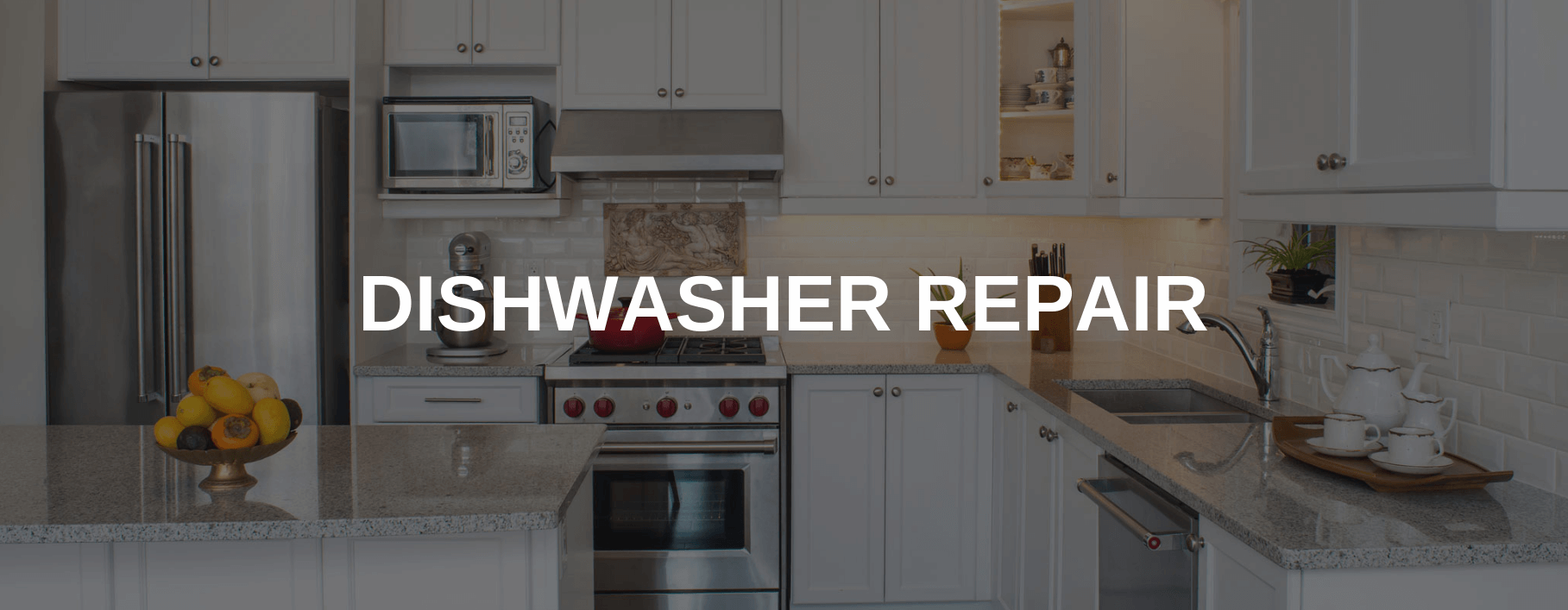 dishwasher repair ann arbor